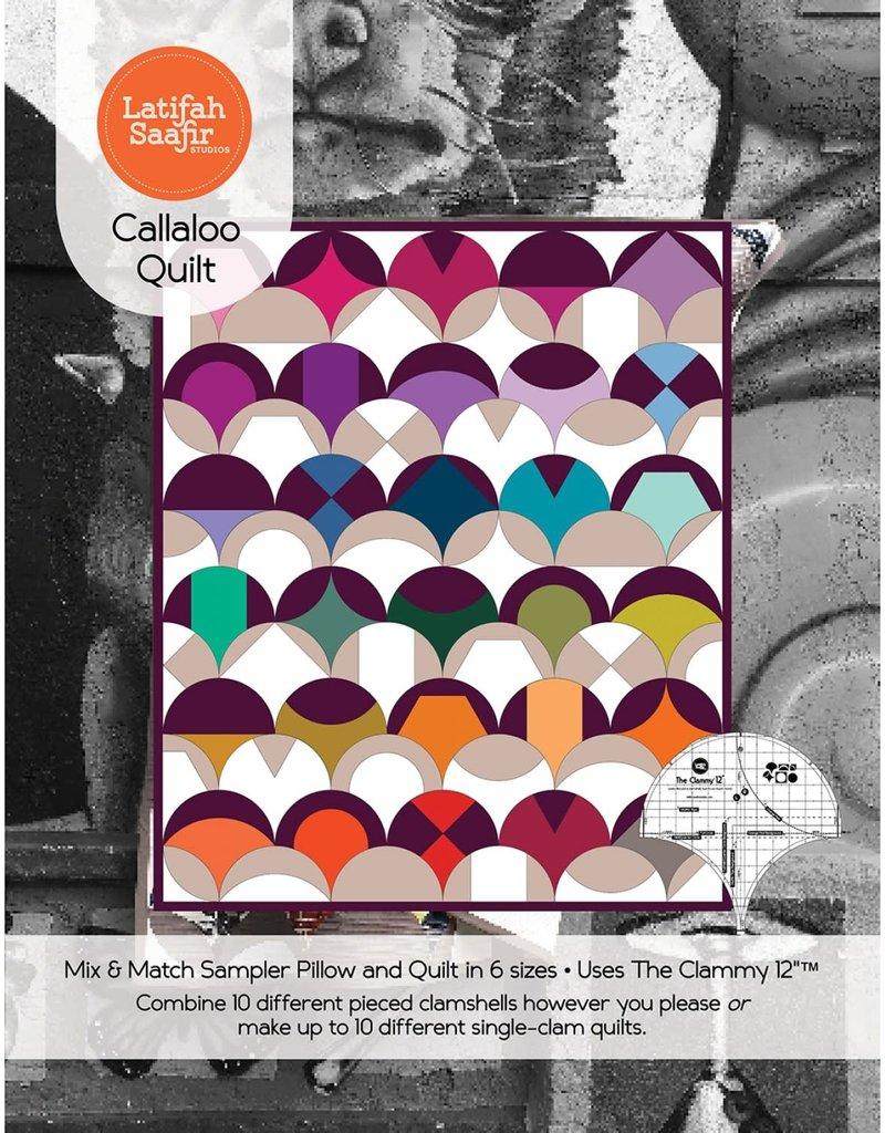Latifah Saafir Studios Callaloo Quilt