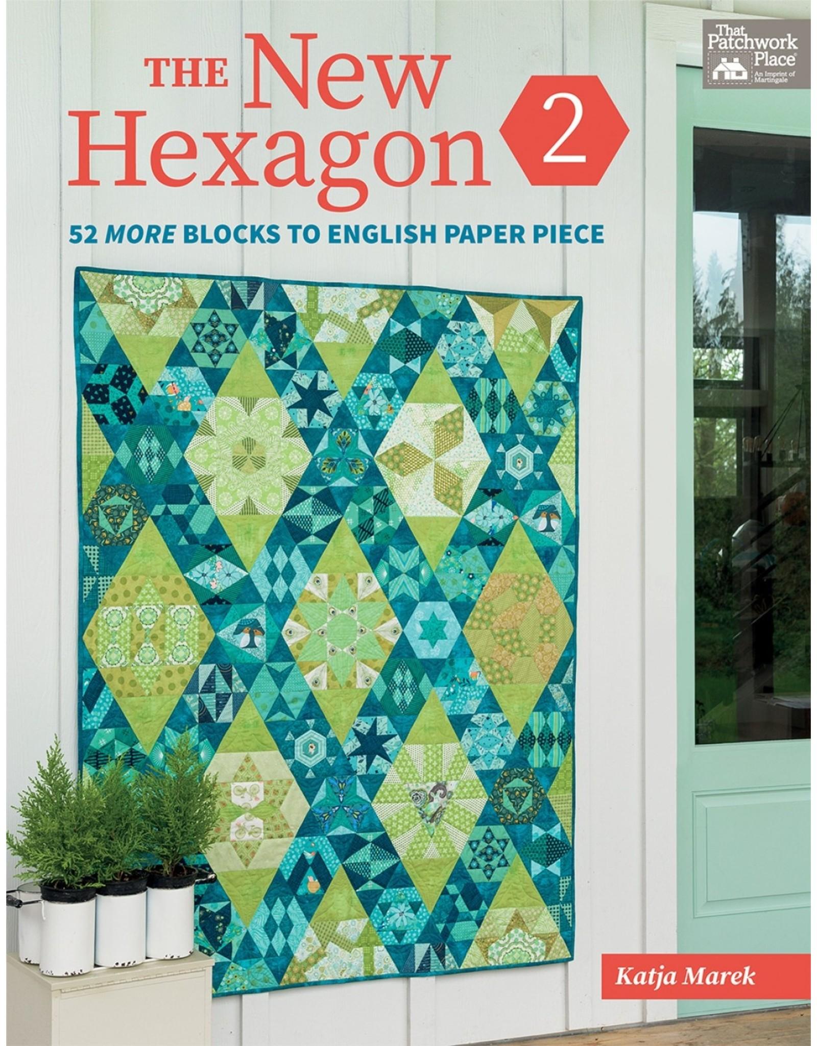 That Patchwork Place The New Hexagon 2 - Katja Marek