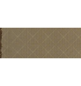 Robert Kaufman Collection CF - Tartan Single Border Brown