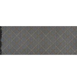 Robert Kaufman Collection CF - Tartan Single Border Black
