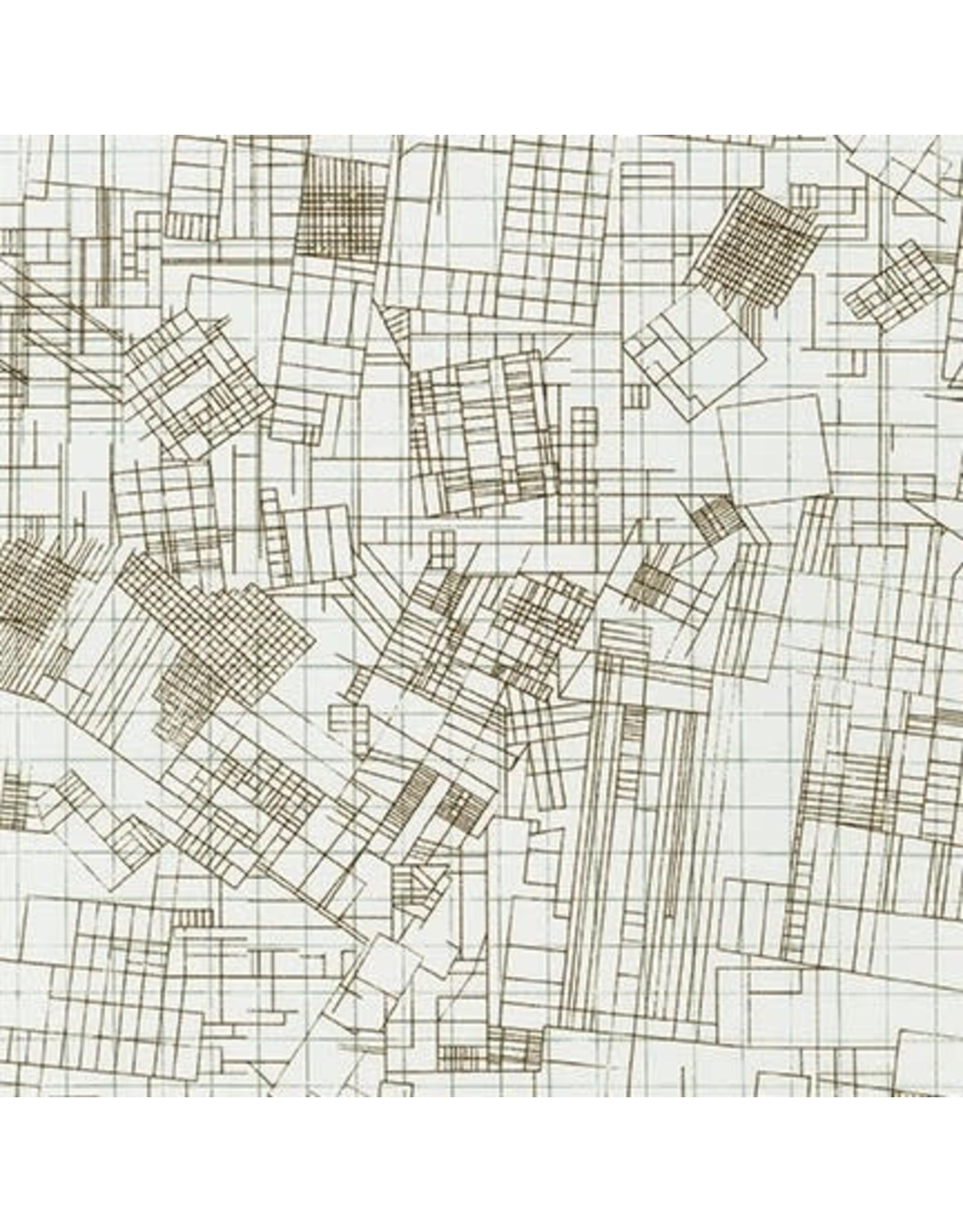 Robert Kaufman Collection CF - Euclidean Tawny