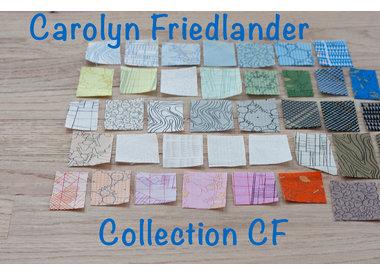 Carolyn Friedlander - Collection CF
