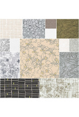 Robert Kaufman Collection CF - Fat Quarter bundel Neutraal