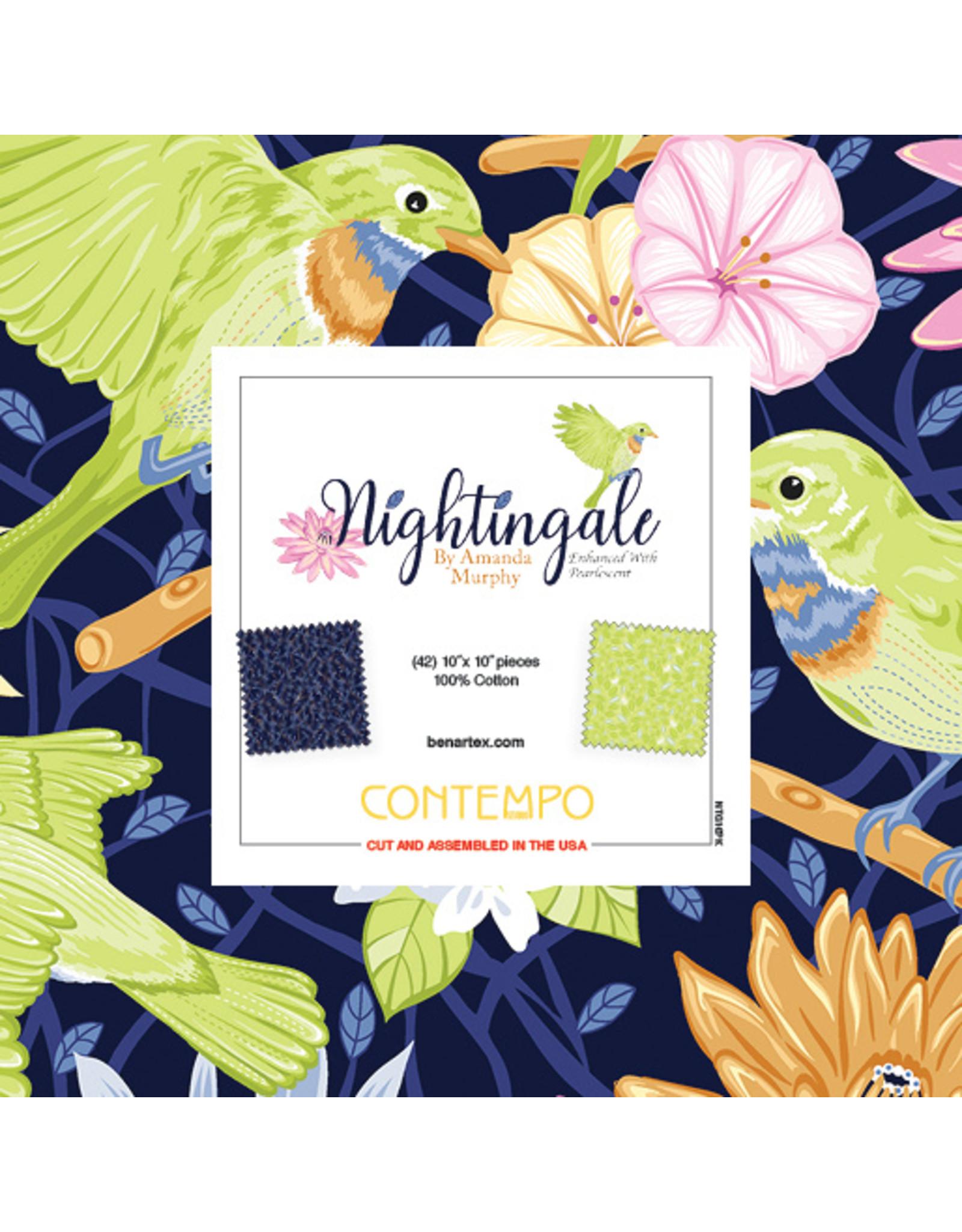 Contempo Amanda Murphy - Nightingale - 10 x 10 pack