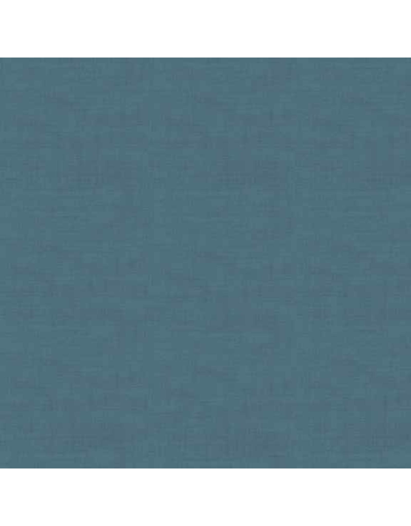 Makower UK Linen Texture - Denim