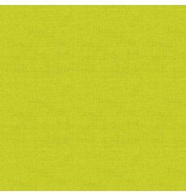 Makower UK Linen Texture - Lime
