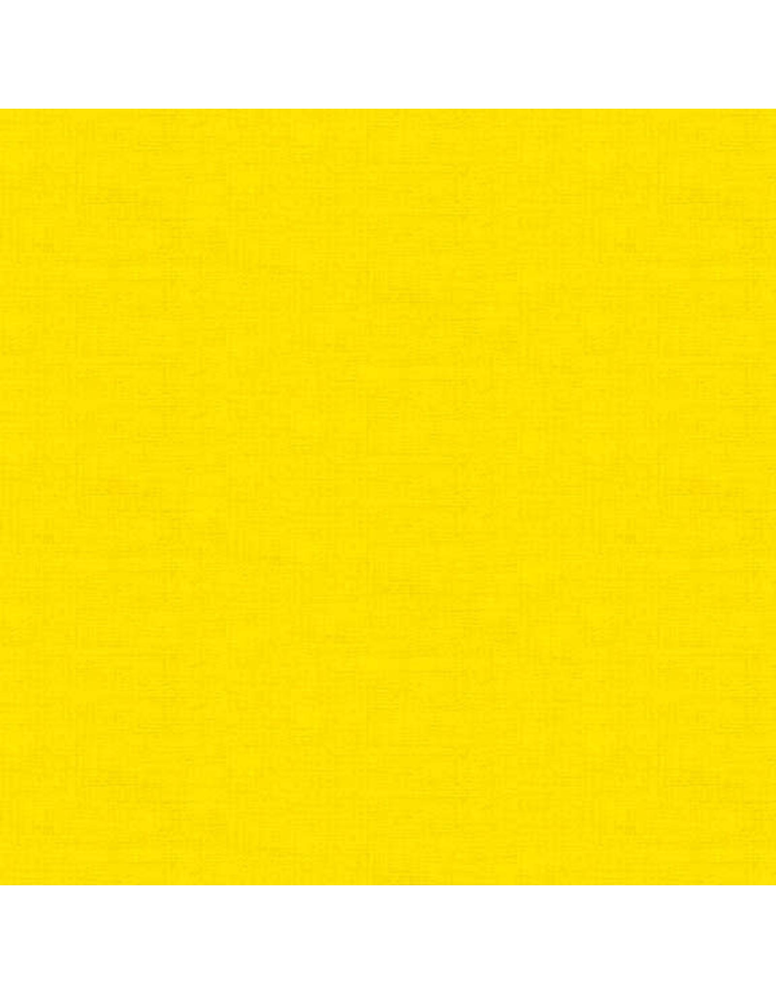 Makower UK Linen Texture - Sunshine