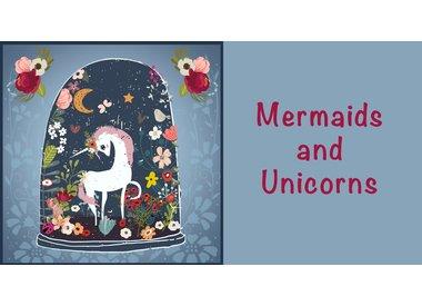 Mermaids and Unicorns