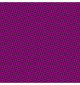 Contempo Gridwork - Hourglass Purple