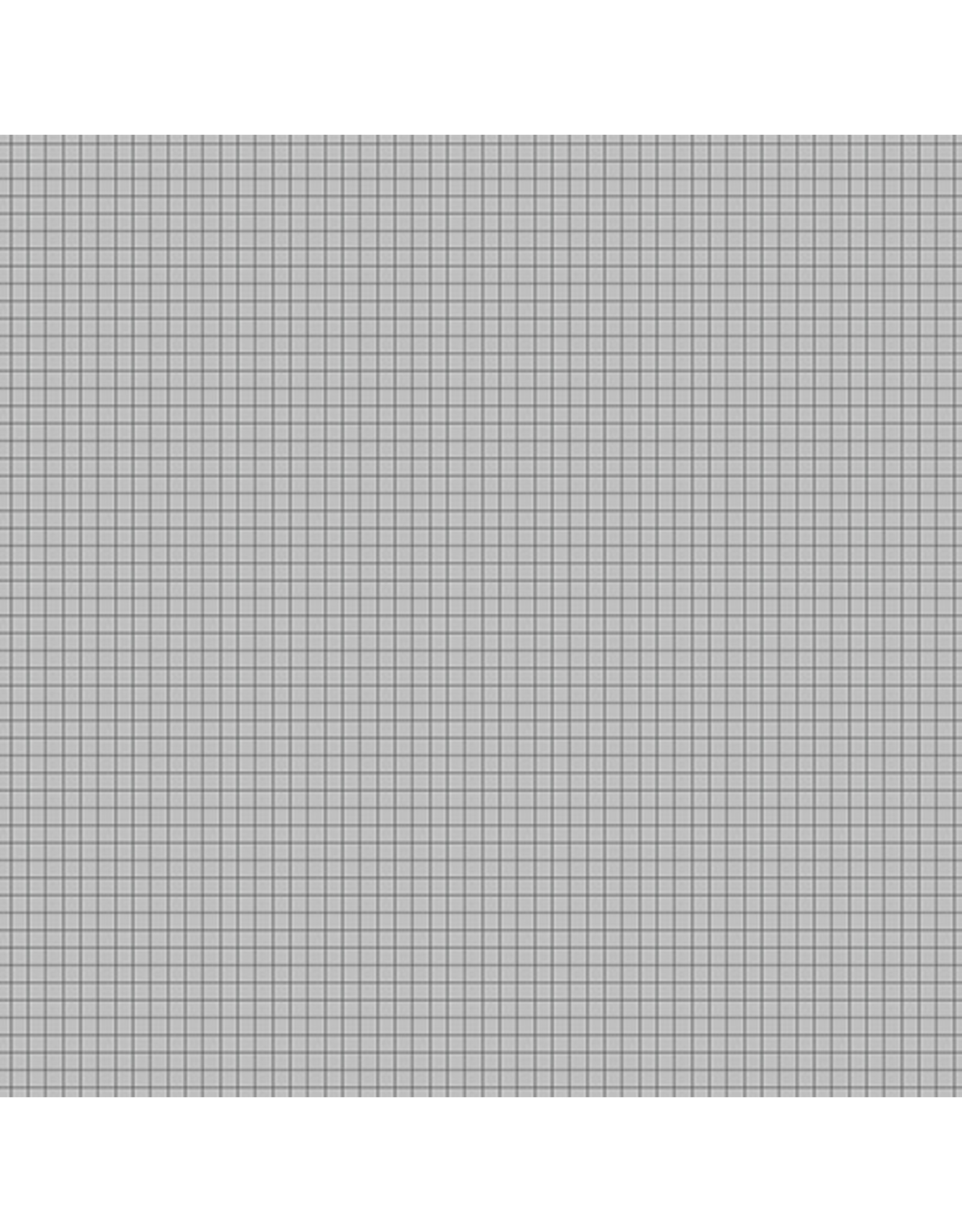 Contempo Gridwork - Square Grid Gray