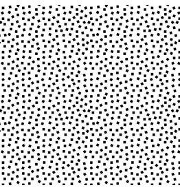 Contempo Gridwork - Square Dots White