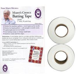 Marti Michell Marti's Choice - Fusible Tape - 2 x 1 inch