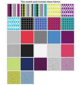 Contempo Christa Watson - Gridwork - 5x5 Pack