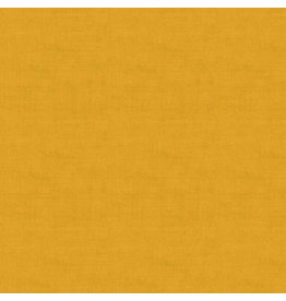 Makower UK Linen Texture - Gold