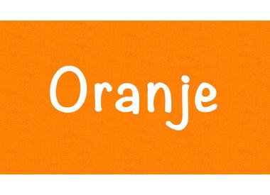 Oranje stoffen