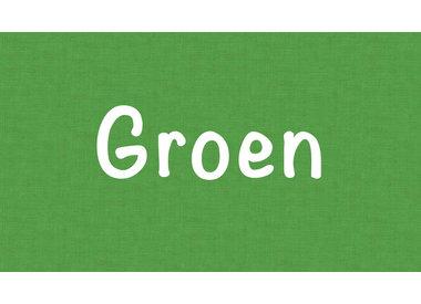 Groene stoffen