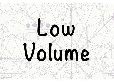Low Volume stoffen