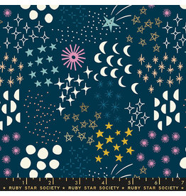 Moda Stellar - Final Frontier Turquoise