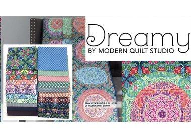 Modern Quilt Studio - Dreamy