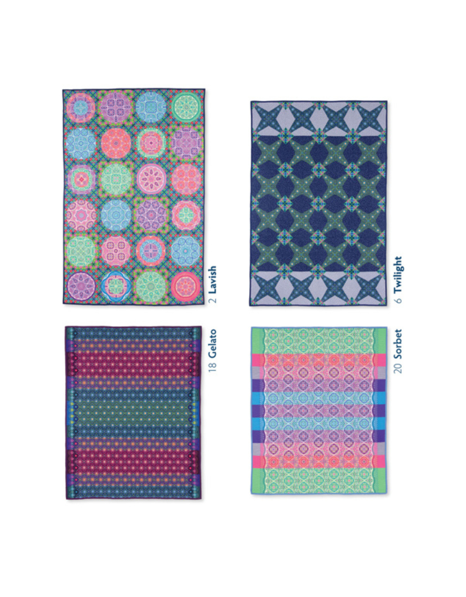 Modern Quilt Studio Modern Quilts Illustrated 14