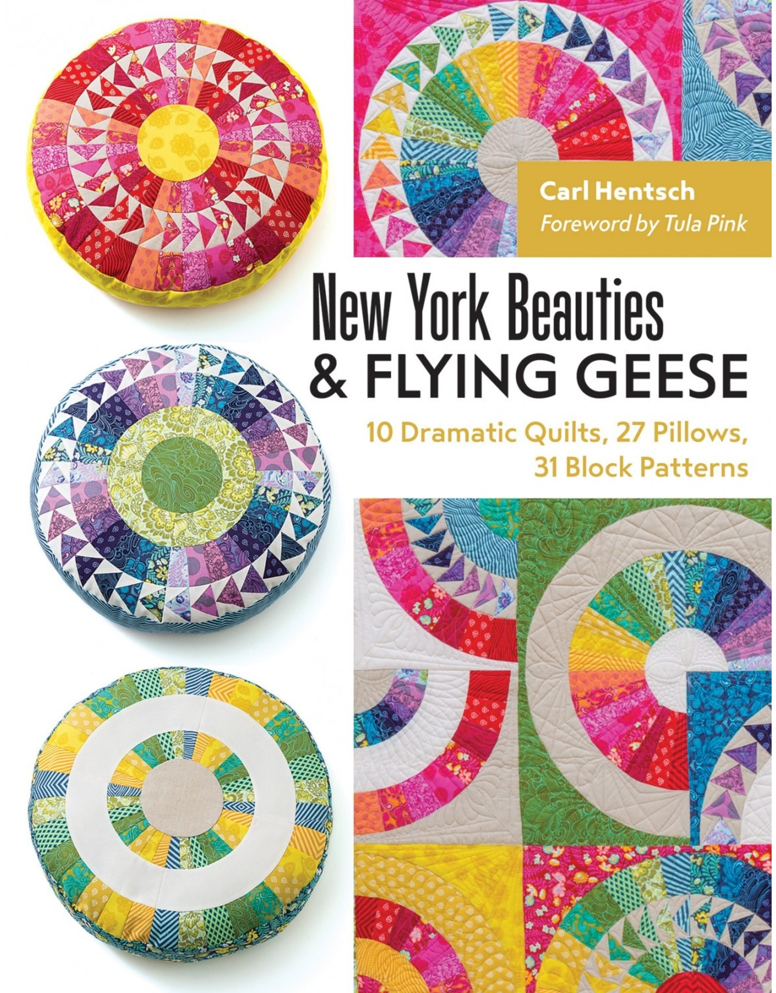 CT Publishing New York Beauties & Flying Geese - Carl Hentsch