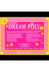 Quilters Dream Quilters Dream Poly Select - Zwart - 152 cm breed
