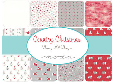 Bunny Hill Designs - Country Christmas