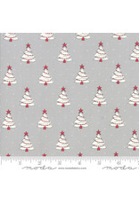 Moda Country Christmas - Tree Farm Grey