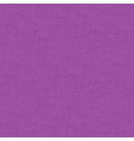 Makower UK Linen Texture - Hyacinth