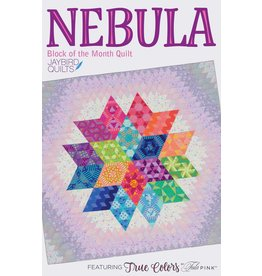 FreeSpirit Nebula Quilt - Block of the Month - reservering