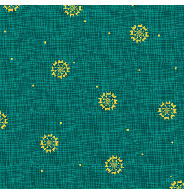 Contempo Merry Little Christmas - Christmas Star Teal