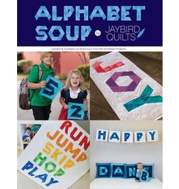 Jaybird Quilts Alphabet Soup - Julie Herman