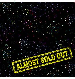 Andover Rainbow Sprinkles - Heart Stars Black