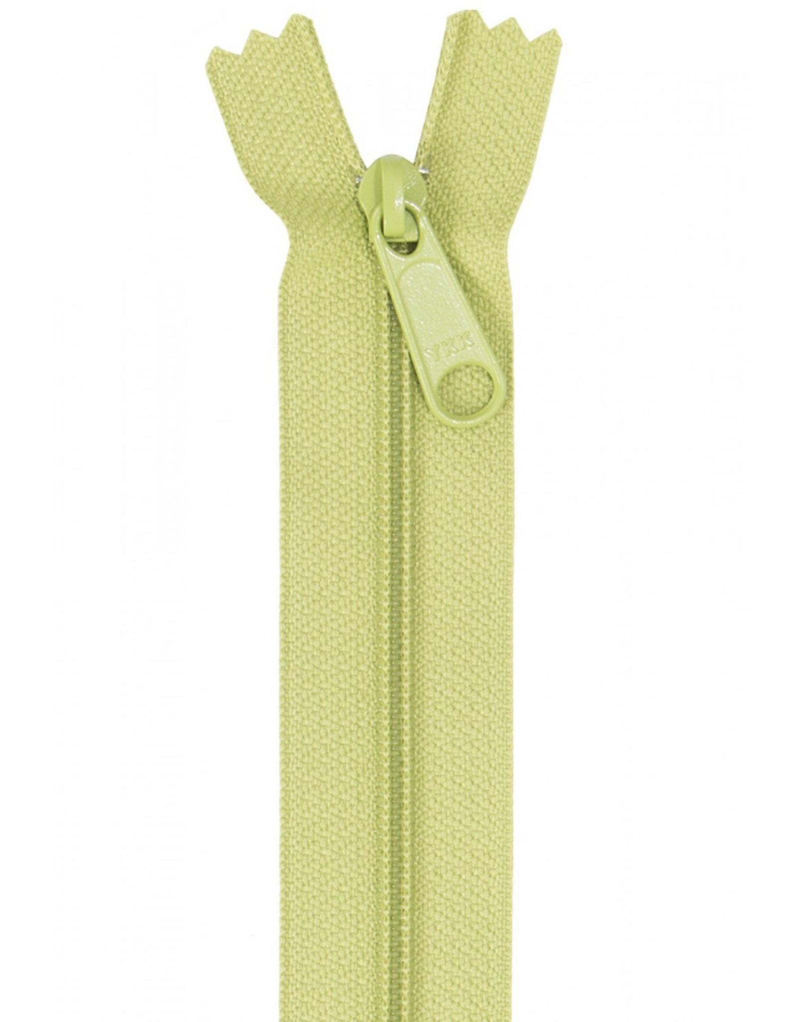 By Annie Handbag Zipper - 24 inch / 60 cm - Apple Green