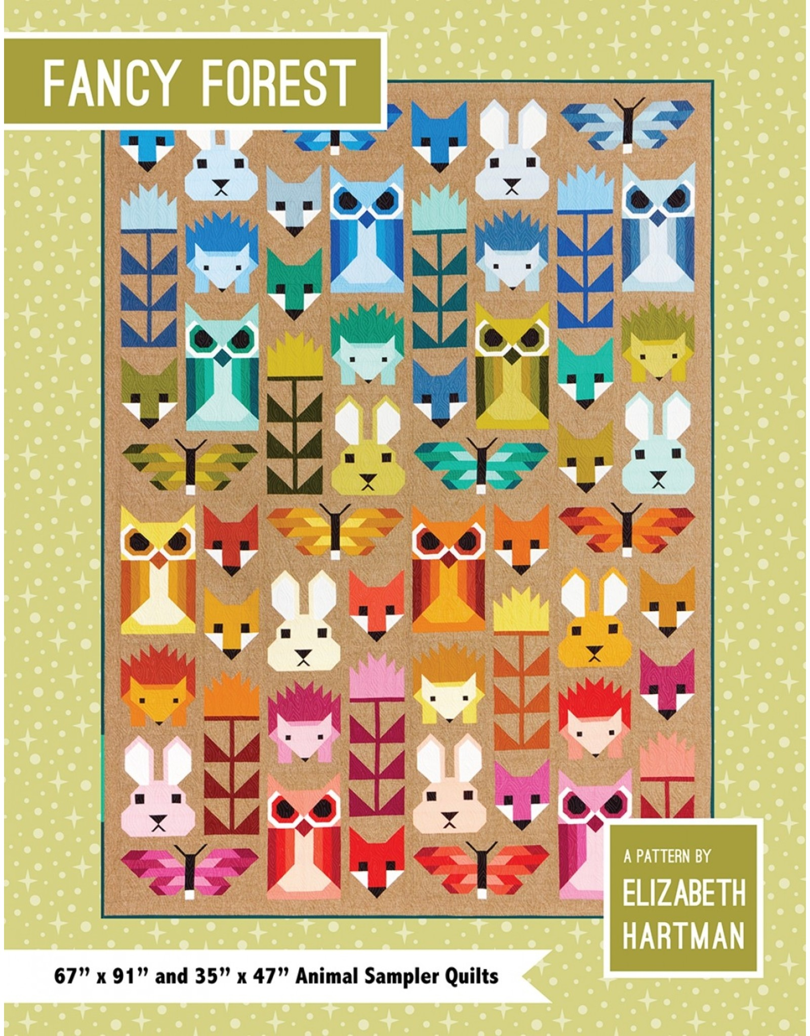Elizabeth Hartman Elizabeth Hartman - Fancy Forest