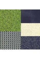 Moda Geometry - Fat Quarter pakket
