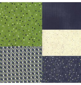 Moda Geometry - Fat Quarter pakket