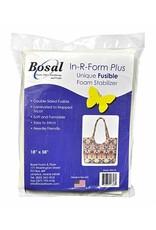 Bosal In-R-Form Plus - Fusible Foam Stabilizer - 18 x 58 inch