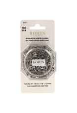Bohin Curved Basting Pins - No. 1