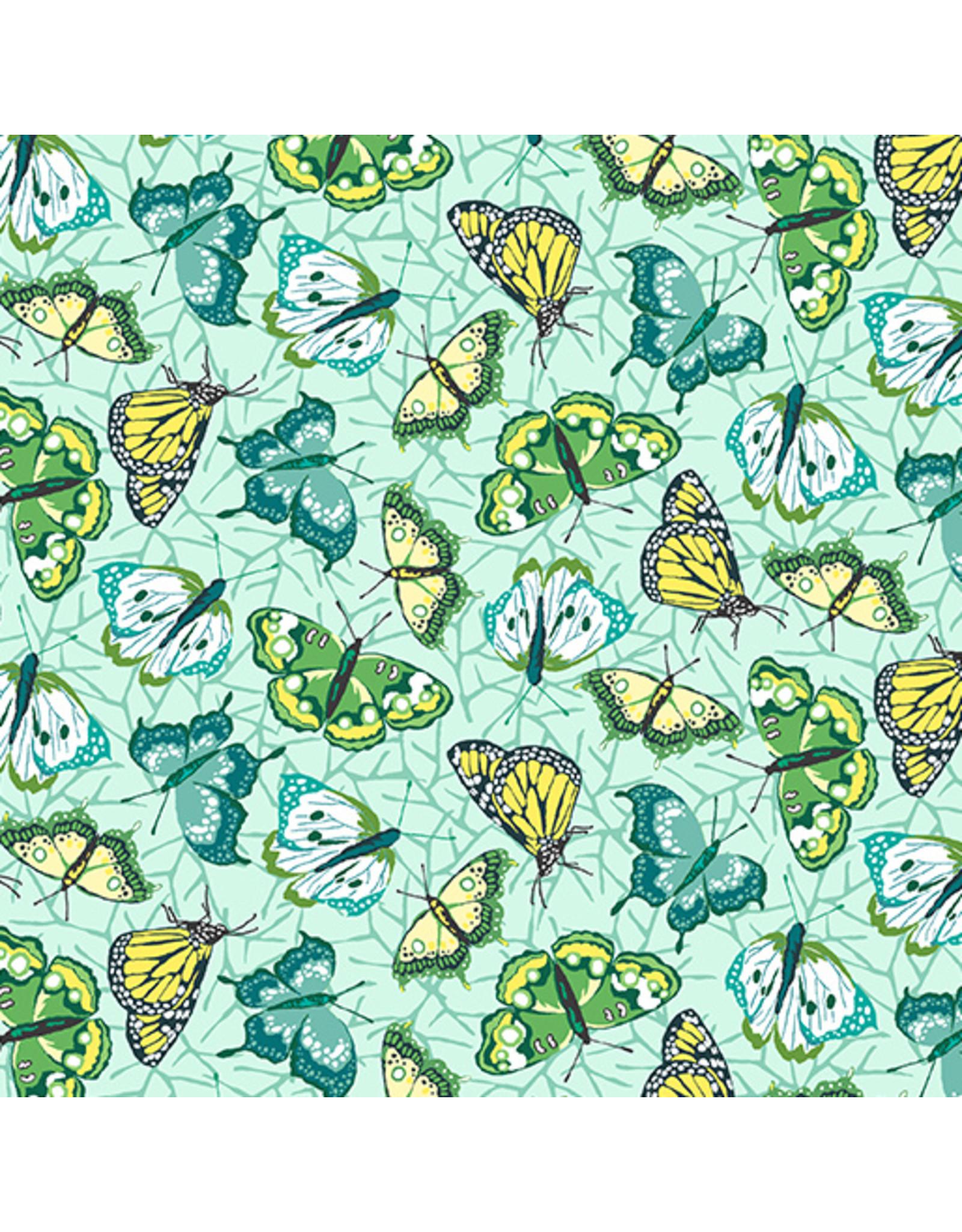 Contempo Under the Sun - Butterflies Mint