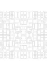 Contempo Good Vibes - Circuit Board Grey/White