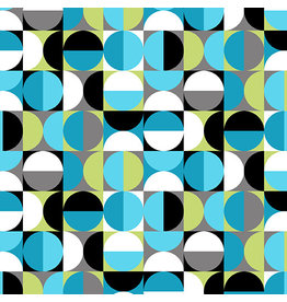 Contempo Good Vibes - Gumballs Turquoise