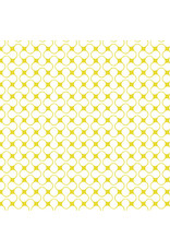 Contempo Good Vibes - Interconnected Yellow/White