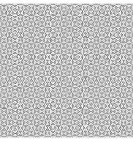 Contempo Gridwork - Hourglass Gray