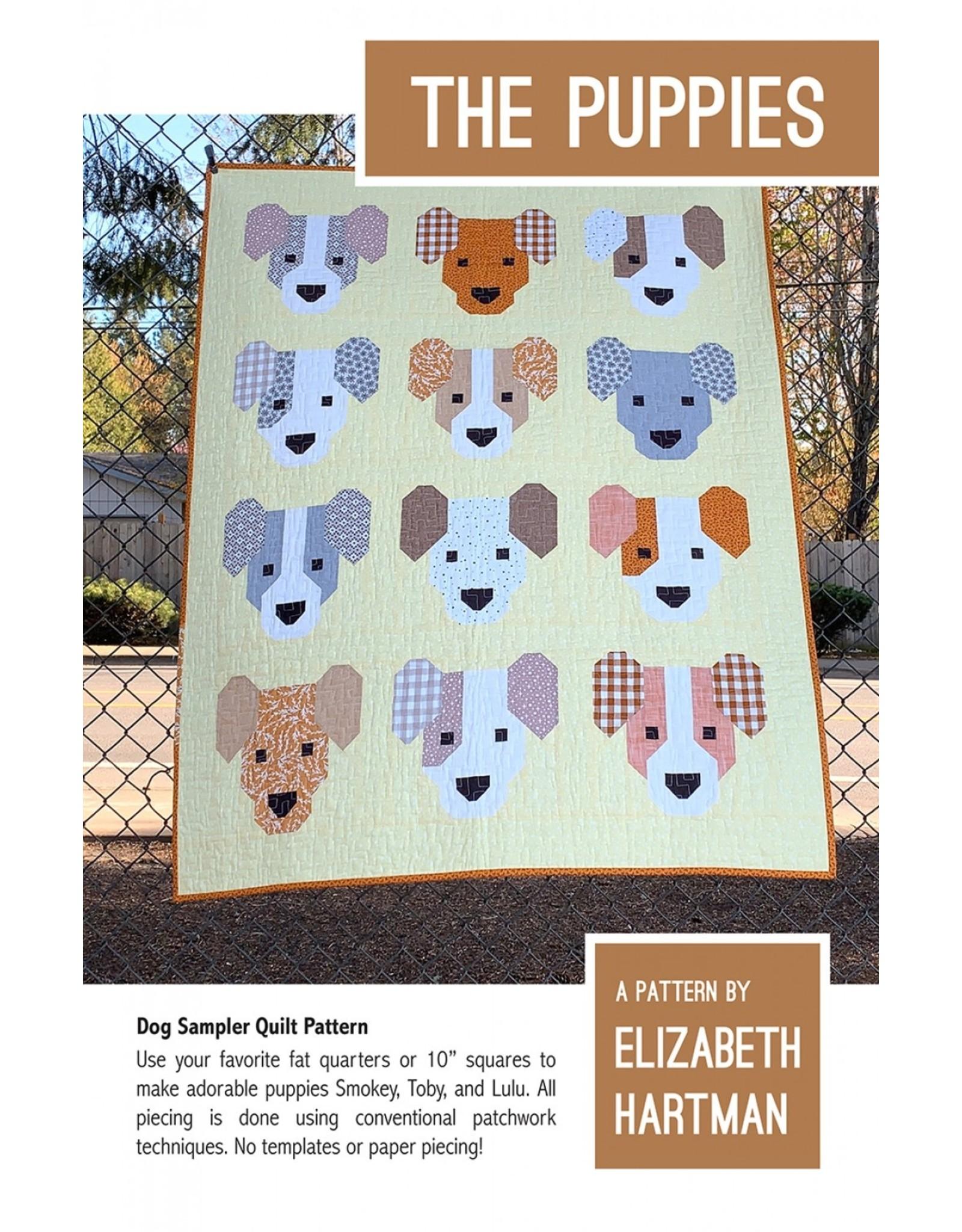 Elizabeth Hartman Elizabeth Hartman - The Puppies