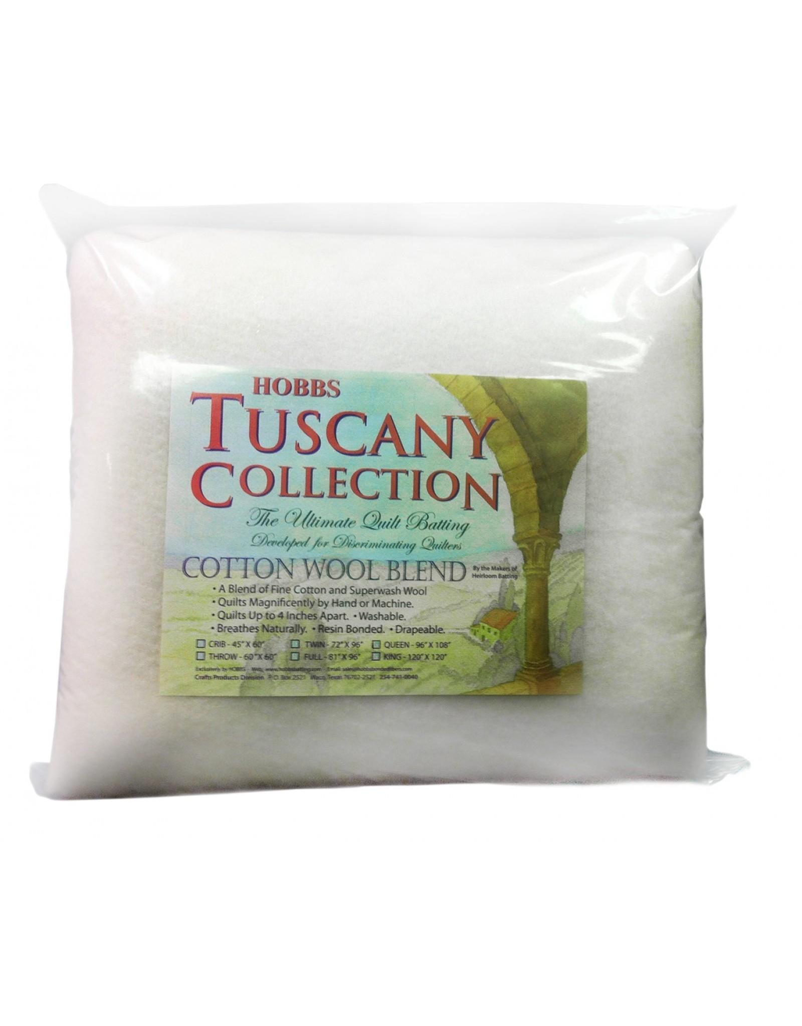 Hobbs Tuscany - Cotton / Wool - King - 304 x 304 cm