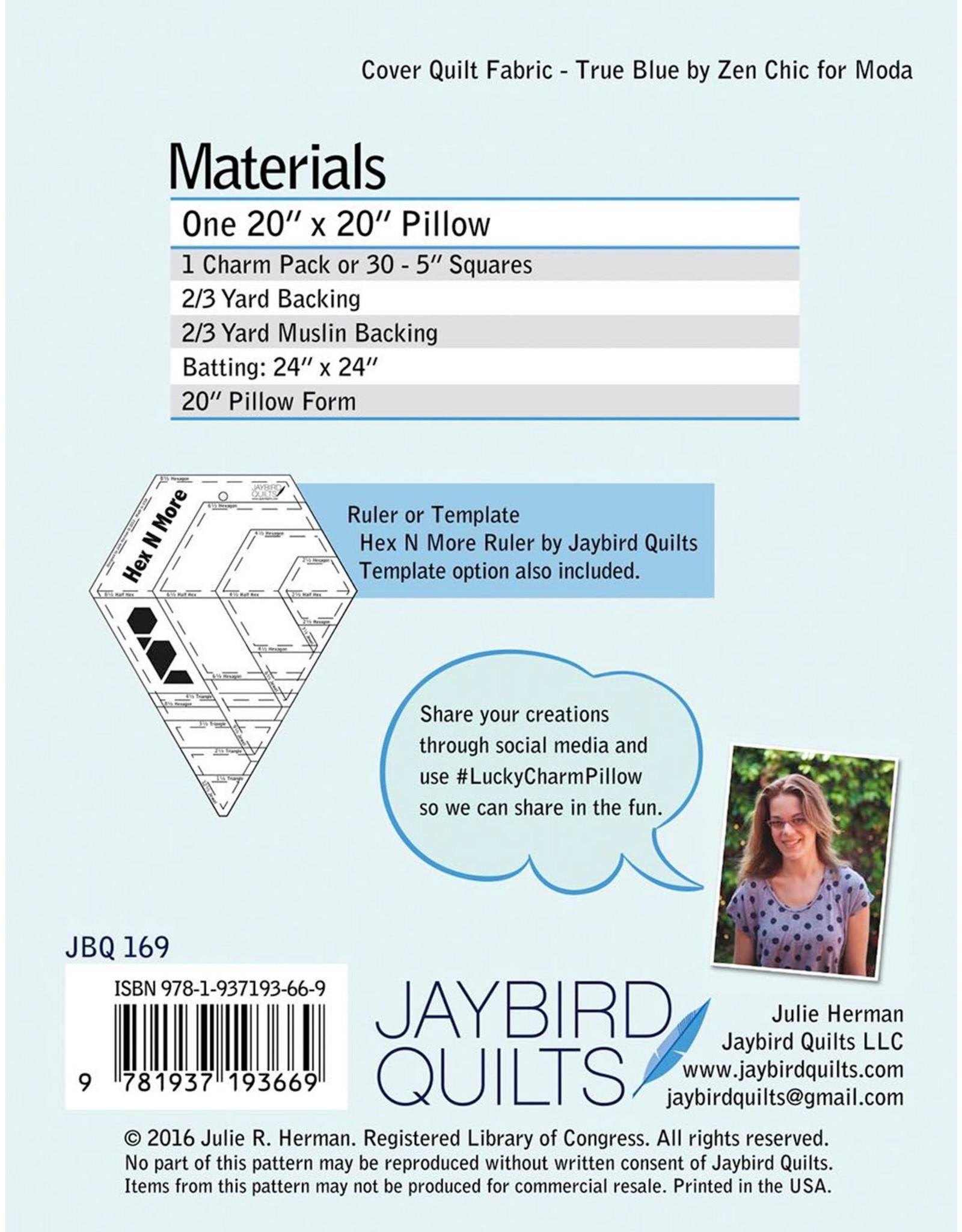 Jaybird Quilts Jaybird Quilts - Lucky Charm