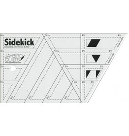 Jaybird Quilts Sidekick Ruler