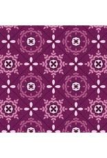 Contempo Mabon - Mosaic in Shallows Plum