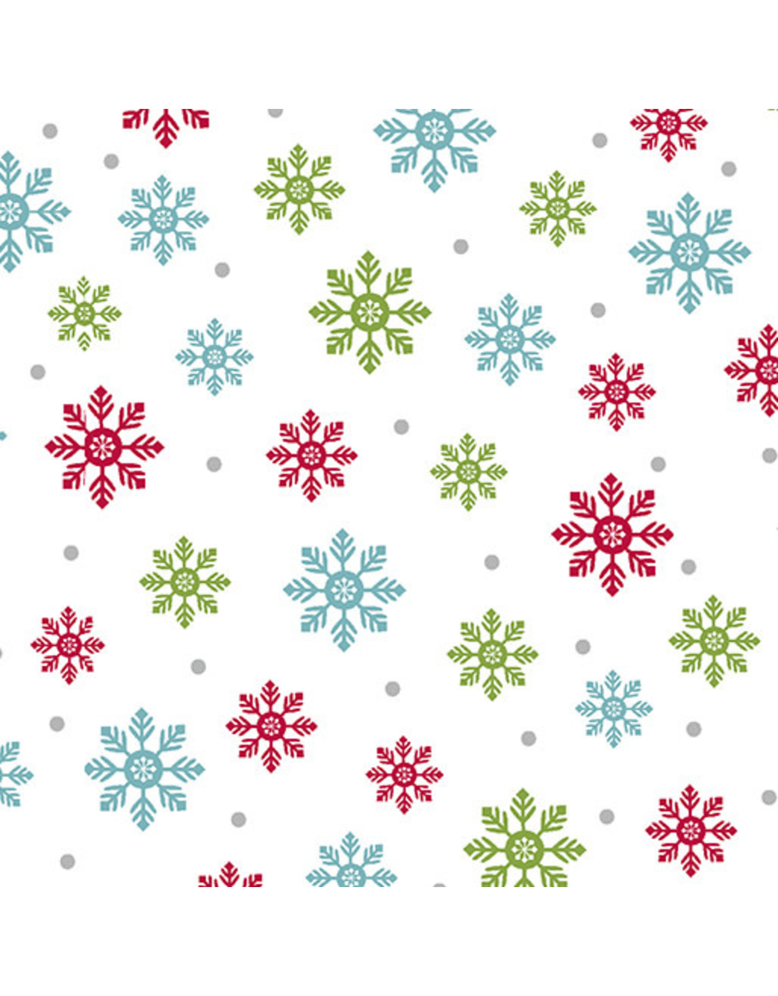 Contempo Joy - Bright Flakes White/Multi